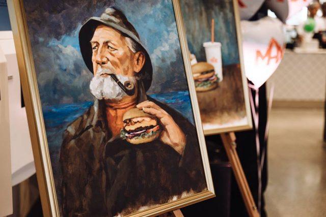 MAX Burgers: Hötorgskost