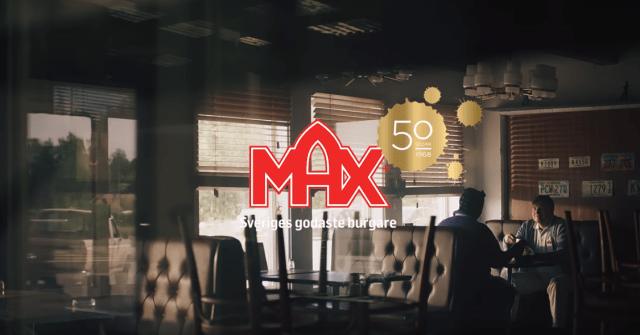 MAX Burgers: 50 år!