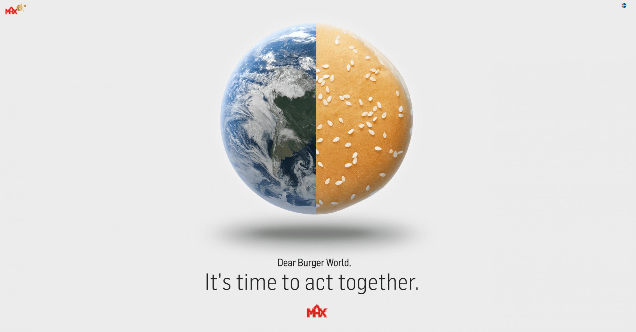 MAX Burgers: Rethink burgers