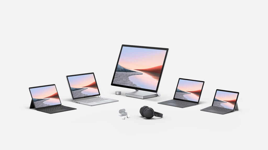 Ny kampanjfilm för Microsoft Surface