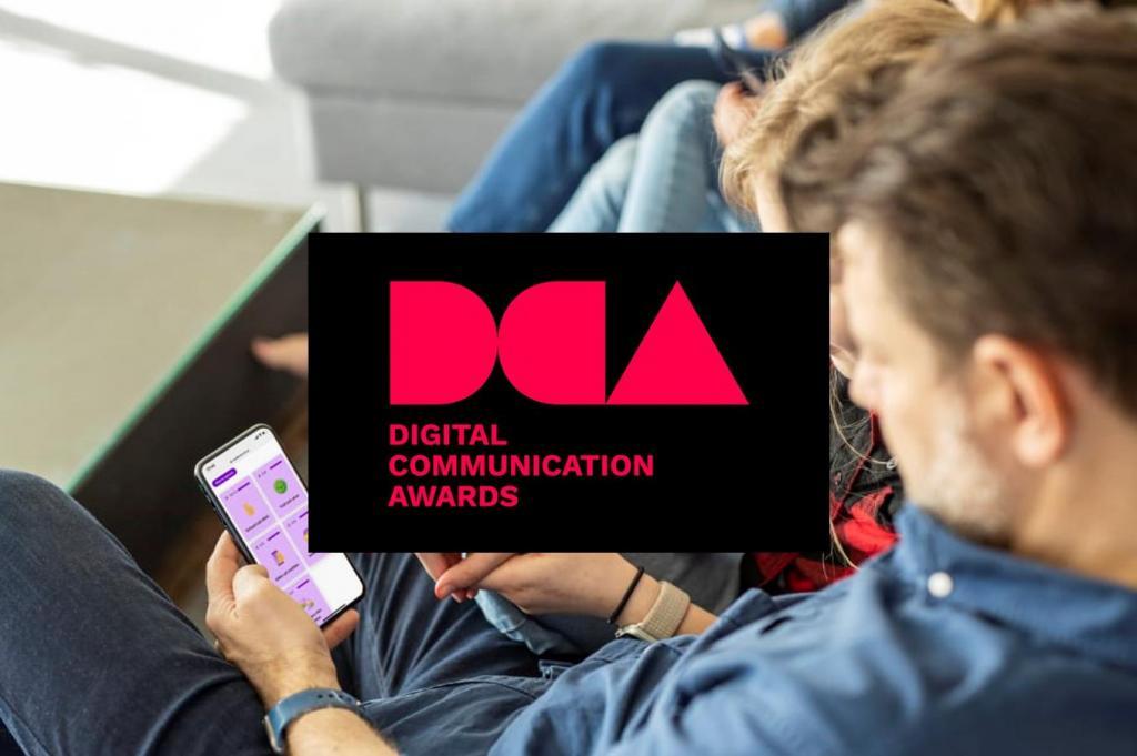 Shortlist i Digital Communication Awards 2021